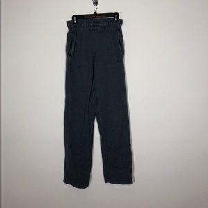Dark Grey Champion Sweatpants Men's Small